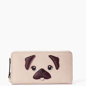 Kate Spade Dog of the Year Wallet